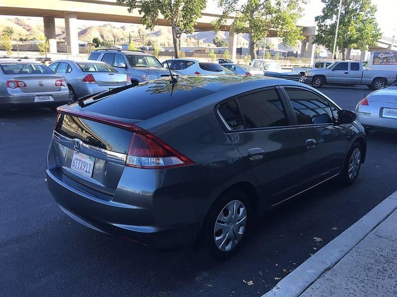 2012 Honda Insight for sale at Z Auto Sales in Corona CA