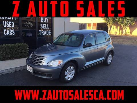 2009 Chrysler PT Cruiser for sale at Z Auto Sales in Corona CA