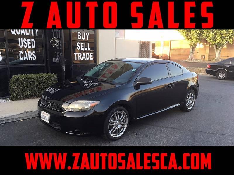 2007 Scion tC for sale at Z Auto Sales in Corona CA