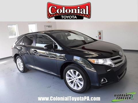 2015 Toyota Venza For Sale In Indiana, PA