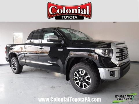 2018 Toyota Tundra For Sale In Indiana, PA