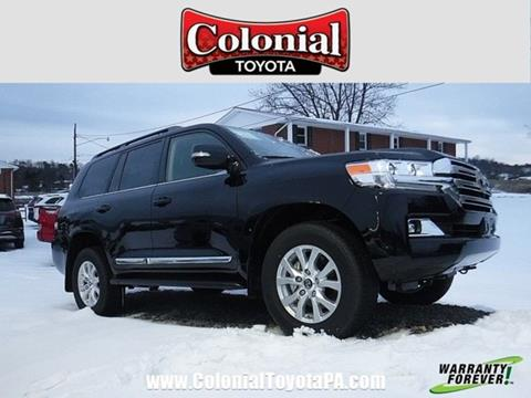 Toyota land cruiser for sale for Colonial motors indiana pa