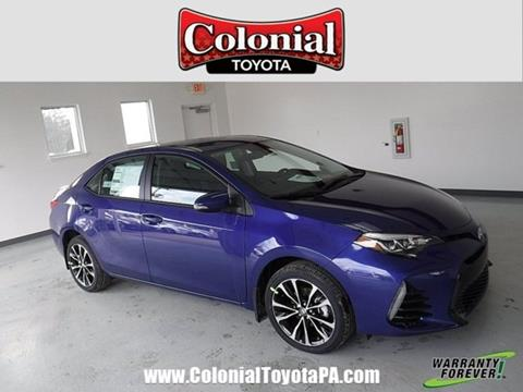 2018 Toyota Corolla For Sale In Indiana, PA