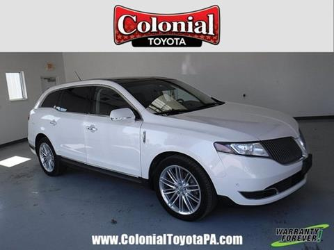 Lincoln mkt for sale in pennsylvania for Colonial motors indiana pa