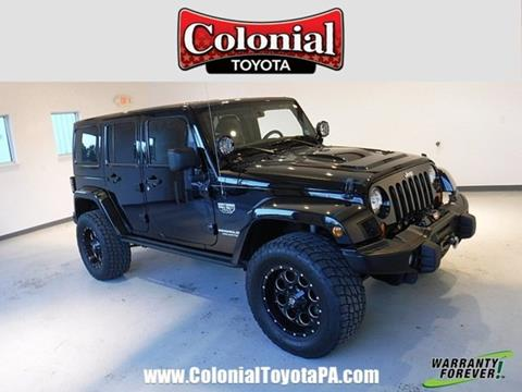 Jeep wrangler for sale in indiana pa for Colonial motors indiana pa