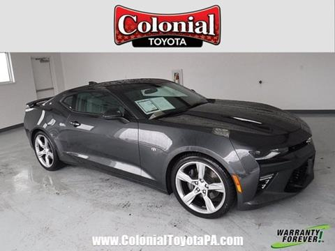 Chevrolet camaro for sale in indiana pa for Colonial motors indiana pa
