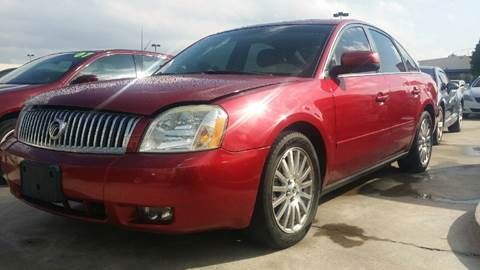 2006 Mercury Montego for sale in New Orleans, LA
