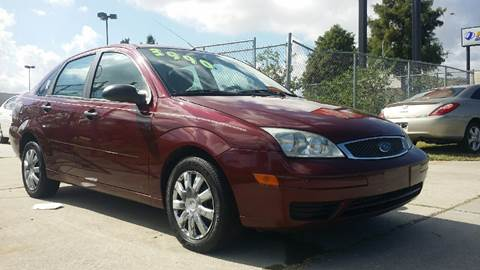2007 Ford Focus for sale in New Orleans, LA