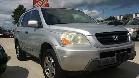 2005 Honda Pilot for sale in New Orleans, LA