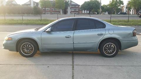 2003 Pontiac Bonneville for sale in New Orleans, LA