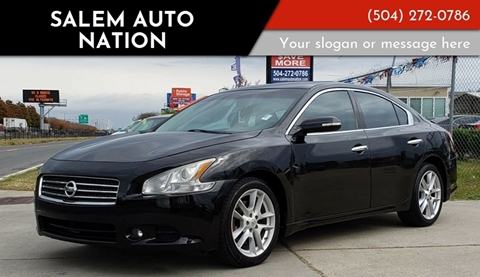 Nissan Of New Orleans >> 2010 Nissan Maxima For Sale In New Orleans La