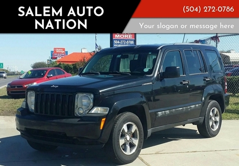 2008 Jeep Liberty for sale in New Orleans, LA