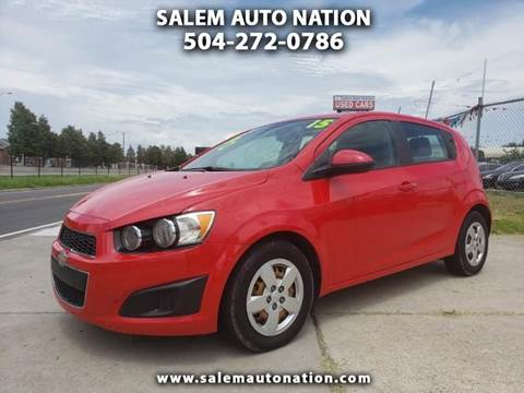 2015 Chevrolet Sonic for sale in New Orleans, LA