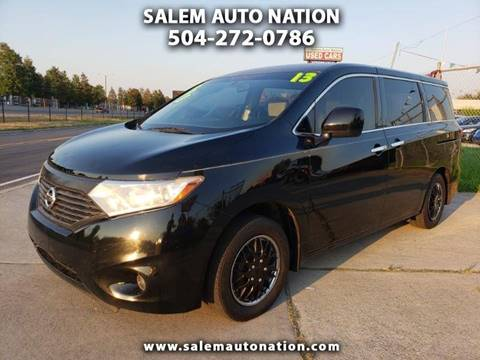 Nissan Of New Orleans >> 2013 Nissan Quest For Sale In New Orleans La