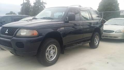 2002 Mitsubishi Montero Sport for sale in New Orleans, LA
