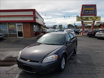 2011 Chevrolet Impala for sale in Boise, ID