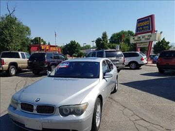 2005 BMW 7 Series for sale in Boise, ID