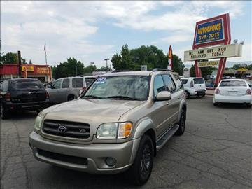 2004 Toyota Sequoia for sale in Boise, ID