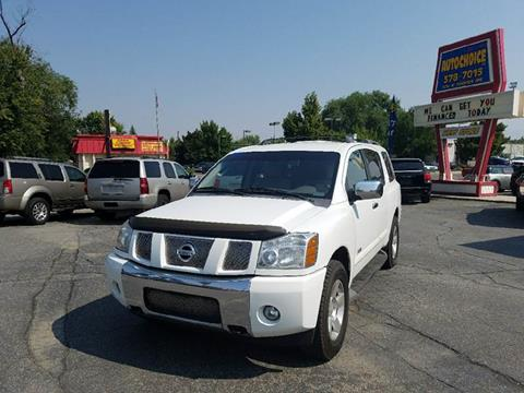 2007 Nissan Armada for sale in Boise, ID
