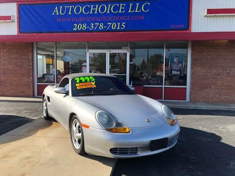 Porsche Boxster For Sale in Idaho - Carsforsale.com® on victor wheels boxster, modified boxster, rhodium boxster, 911 or boxster, white boxster, my boxster, lowered boxster, silver boxster, subaru boxster,