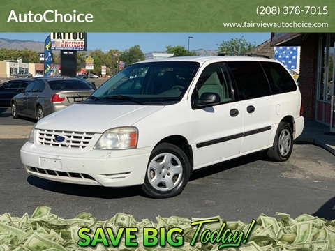 2005 Ford Freestar for sale in Boise, nul