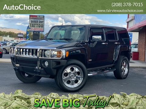2007 HUMMER H3 for sale in Boise, nul