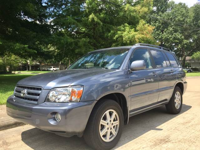 Toyota Highlander Suv In Houston Tx Xfinity Car Sales