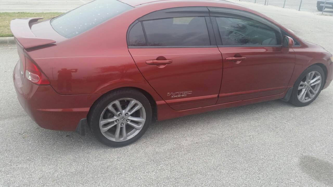 All Types civic si mugen for sale : 2008 Honda Civic Si MUGEN 4dr Sedan In Houston TX - Ziggy Auto Group