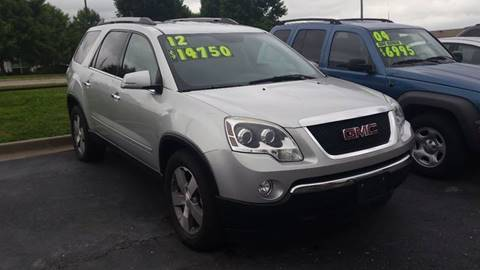 2012 GMC Acadia for sale in Lees Summit, MO