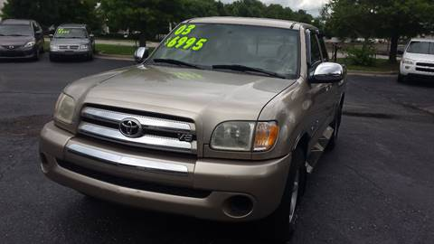 2003 Toyota Tundra for sale in Lees Summit, MO