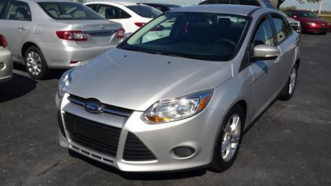 2013 Ford Focus for sale in Lees Summit, MO