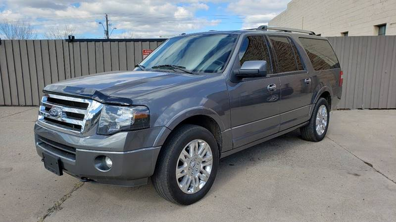2013 Ford Expedition El 4x4 Limited 4dr Suv In Williams Az Factory Classics