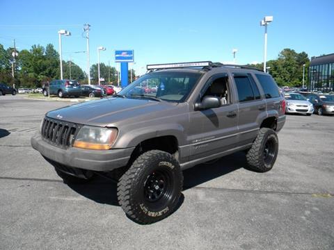 Used 2001 Jeep Grand Cherokee For Sale In Dalton Ga Carsforsale Com