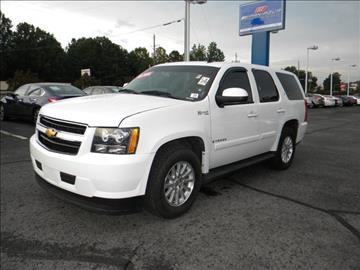 2008 Chevrolet Tahoe for sale in Dalton, GA