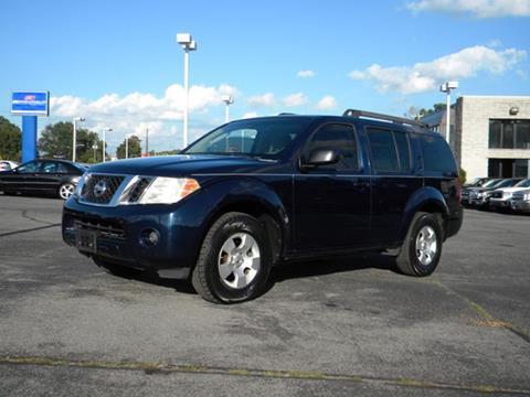 2008 Nissan Pathfinder for sale in Dalton, GA