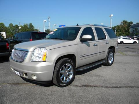 2009 gmc yukon for sale in dalton ga. Black Bedroom Furniture Sets. Home Design Ideas