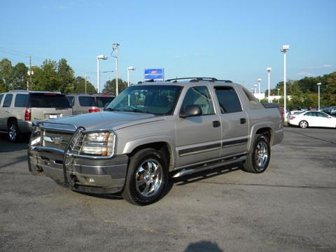 2005 chevrolet avalanche for sale in dalton ga. Black Bedroom Furniture Sets. Home Design Ideas