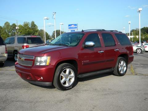 Used Chevy Tahoe >> Used Chevrolet Tahoe For Sale In Dalton Ga Carsforsale Com