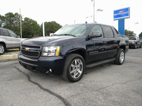 2007 chevrolet avalanche for sale in dalton ga. Black Bedroom Furniture Sets. Home Design Ideas