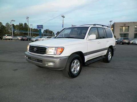 1998 Toyota Land Cruiser for sale in Dalton, GA