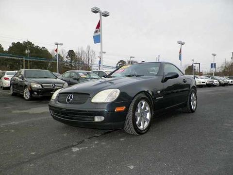 1998 Mercedes-Benz SLK for sale in Dalton, GA
