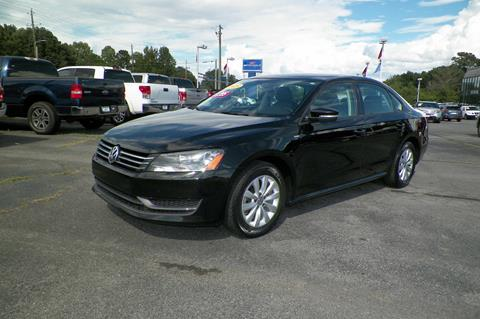 2015 Volkswagen Passat for sale in Dalton, GA