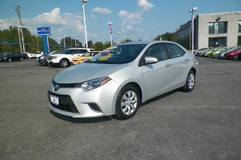 2015 Toyota Corolla for sale in Dalton, GA
