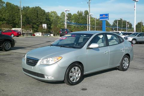 2008 Hyundai Elantra for sale at Paniagua Auto Mall in Dalton GA