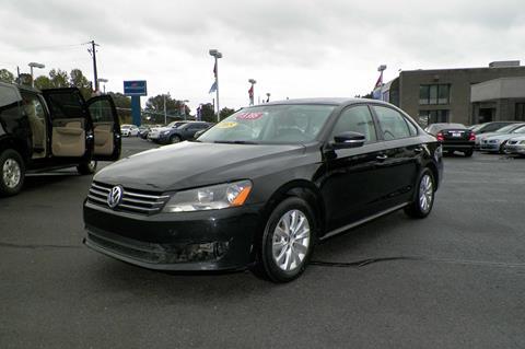 2015 Volkswagen Passat for sale at Paniagua Auto Mall in Dalton GA