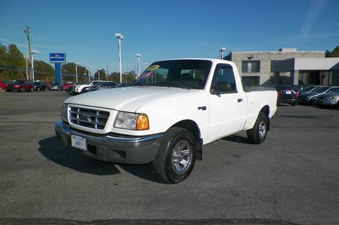2001 Ford Ranger for sale in Dalton, GA