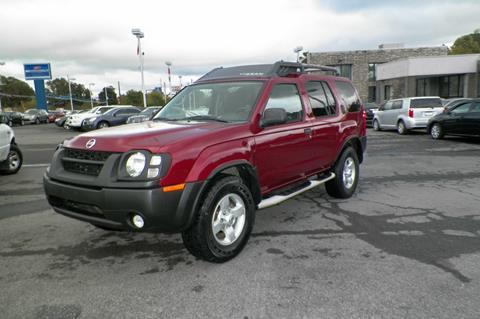2004 Nissan Xterra for sale at Paniagua Auto Mall in Dalton GA