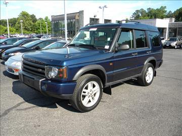 2003 Land Rover Discovery for sale in Dalton, GA