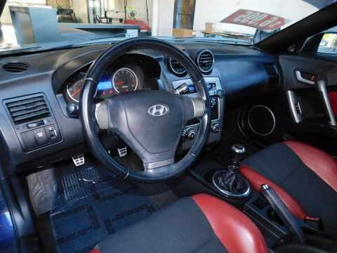 2008 Hyundai Tiburon