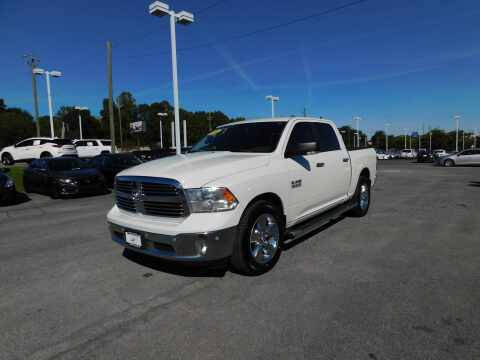 2016 RAM Ram Pickup 1500 for sale at Paniagua Auto Mall in Dalton GA